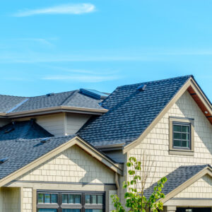 ottawa home with roof shingles