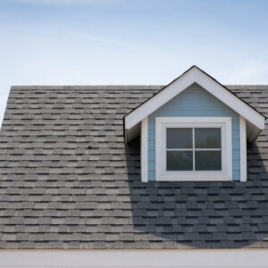 grey asphalt shingle roof